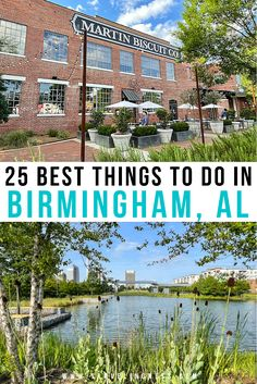 With this guide, discover the best things to do in Birmingham, Alabama! Birmingham has a rich history as an industrial city, part of the US Civil Rights Trail, tons of outdoor green spaces, and an incredible food scene! Add Birmingham to your bucket list for your next weekend getaway! #Birmingham #Alabama #AlabamaTravel #visitAlabama