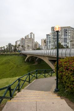 Puerto Rico, Garden Bridge, Outdoor Structures, Places, Amor, Seafood Dishes, Lima Peru, Arequipa, Peruvian Chicken