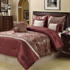 Nalah 8-pc. Comforter Set