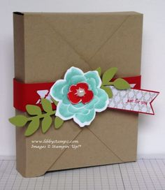 Simple Stems and Four You stamp sets also featuring 2-step stamping and cutting with framelits from Secret Garden.