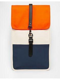 Rains Backpack - Orange