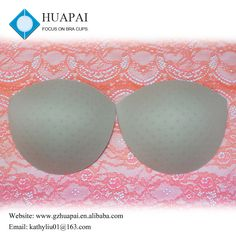 3ccecd43f1251 Huapai custom different color size Sponge bra insert pad for sports bra   breathablebrapad  sportsbrapad