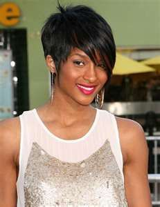 Cool black short hairstyles for women