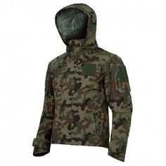 Wysokiej jakości kurtka Conger polskiej firmy Texar, wyprodukowana zgodnie ze specyfikacją militarną charakteryzuje się funkcjonalnością i bardzo wysokim komfortem użytkowania, świetnie leży i nie krępuje ruchów.