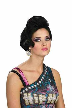 haircut in back in front 40 best wigs retro images on costume wigs 9909