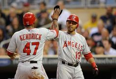 MLB: Angels 8 Twins 3 FINAL  Top Performer- A. Callaspo, LAA: 2-4, HR, 3 RBI, 2 R, BB  keepinitrealsports.tumblr.com  keepinitrealsports.wordpress.com