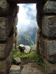mystical machu picchu  The Incans framed beautiful views which also added unique perspective on the solstices.  Amazing!