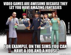 Sims Memes