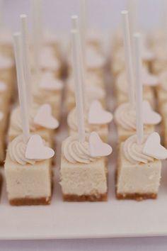 cheesecake bites