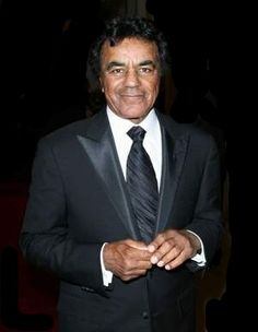 Every year we went to see Johnny Mathis in concert with R.