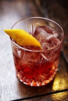 Negroni: the Marmite of the cocktail world. #campari #gin #vermouth