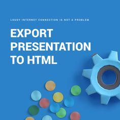 New Presentation Software - Online Powerpoint Alternative - Niftio Online Powerpoint, Presentation Software, Software Online, No Response, Connection, Internet