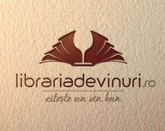 this is definitely one of my favorite logos I've done!Libraria de vinuri (The Wine Library - read a good wine)  Negative Space Logos, Wine Auctions, Wine News, Branding, Banner, Stationery, Indiana, Club