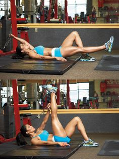 Shortcut to Amazing Abs For a sleek, chiseled core just add weights! This spot-on mix of weighted cross-body, compound, and isolation exercises carves IFBB bikini pro Talia Terese's abdominals and burns away stubborn belly fat with every contraction.