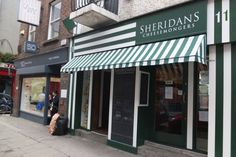 Shopping Dublin, Ireland: Sheridans Cheesemonger for the best in local Irish cheese - Souvenir Finder