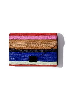 The day clutch by Loeffler Randall. $350