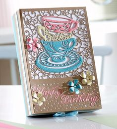 New Die'sire Create-a-Card dies from #crafterscompanion