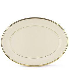 Lenox Eternal Oval Platter