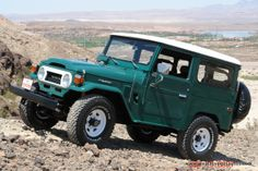 '75 Toyota Land Cruiser