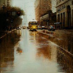 Amazingly Photorealistic Paintings by  Jonathan Jungsuk Ahn