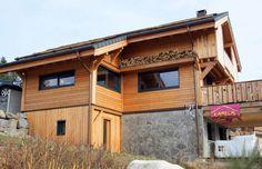 Chalet bois «Coup de Coeur» par Karélis - la maison bois par maisons-bois.com