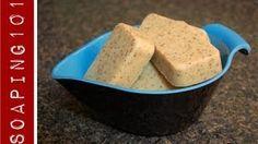 How to Make Chef's Soap {odor neutralizer}, via YouTube.