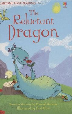 From 2.00 The Reluctant Dragon (first Reading Level 4)