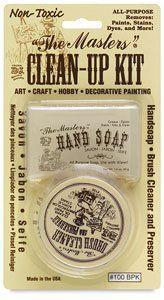 The Masters Clean-Up Kit - Masters Clean-Up Kit