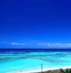 """波照間島 日本一に輝いた美しすぎるビーチ""""ニシ浜""""が有名ですが、南十字星をハッキリと眺めることができる""""星空に最も近い島""""としても知られています。数ある離島の中でも特に旅人がオススメする波照間島の魅力をご紹介します。 Beautiful Ocean, Beautiful Beaches, Japanese Nature, Ocean Colors, World View, Cool Backgrounds, Okinawa, Japan Travel, Seaside"""