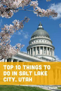 Salt Lake County, Salt Lake City Utah, Stuff To Do, Things To Do, Slc, Weather, Outdoors, Things To Make, Outdoor