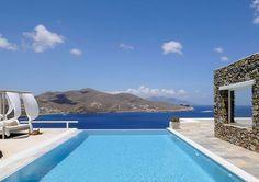 Mykonos, Cyclades, Greece Villa For Sale - Unique Modern Villa Myconos - IREL is the World Wide Leader in Greece Real Estate