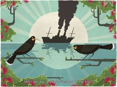 12 Huia Birds is an Interactive Storybook About the Lost Forest Birds of NZ New Zealand, Birds, Movie Posters, Lost, Painting, Film Poster, Painting Art, Bird, Paintings
