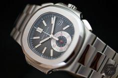 Patek Philippe Nautilus Chronograph #BaselWorld