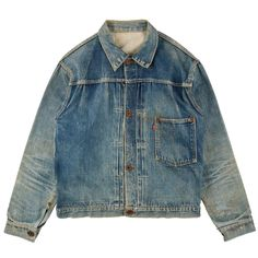 Vintage Jeans, Vintage Outfits, Denim, Acorn, Jackets, Stuff To Buy, Clothes, 1940s, Instagram