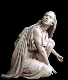 The Empty Tomb, Master Sculpture of Mary Magdalene Mary Magdalene And Jesus, Maria Magdalena, Marie Madeleine, Empty Tomb, Steinmetz, Evening Prayer, Wow Art, Religious Art, Oeuvre D'art