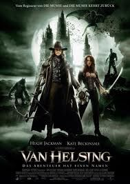 Van Helsing (2004) movie poster