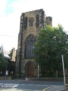 Pugin. St. Alban's church