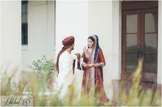 Indian Wedding, Romantics, Maharani, Candid Wedding Photo, First Look, Bride & Groom
