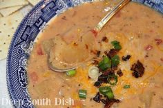 Deep South Dish: Easy Slow Cooker Chicken and Dressing