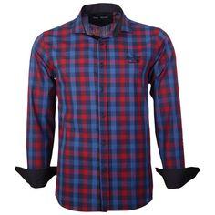 Καρό πουκάμισο Rockers, 24,90€.