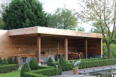 Tom Luyten - Carports, bijgebouwen en tuinhuizen
