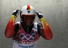2014 winter olympics luge | ... luge competition at the 2014 Sochi Winter Olympics February 9, 2014