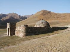 Tash Rabat Kyrgyzstan   Beautiful land of Kyrgyzstan