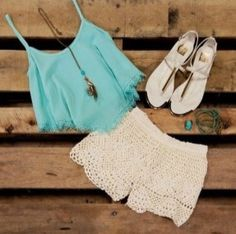 A cute summer outfit <3
