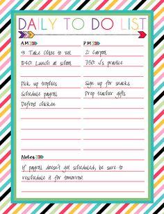 Free Printable Trip Planner And Calendar On Pinterest