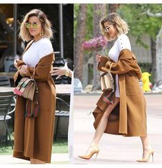 Khloé Kardashian 'Had a Quiet' Birthday Celebration at Home: 'She Just Wants to Be with True' - Celebrities Female Khloe Kardashian Ring, Kardashian Jenner, Kardashian Fashion, Kylie Jenner, Trendy Outfits, Cute Outfits, Fall Outfits, Fashion Outfits, Fashion Trends
