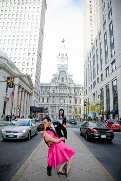 A sweet city hall wedding with a dash of cultural context | @Jessica Massoth Bride