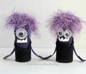 The minions puppets are now