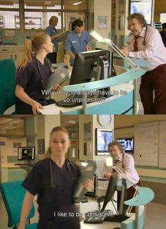 Jac Naylor has the greatest one-liners in Holby City Hospital Tv Shows, City Hospital, Bbc Casualty, Great One Liners, Holby City, City Quotes, Medical Drama, Future Jobs, Television Program