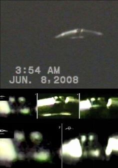 """The now famous ""Turkey UFO"" and with zoom in technology, it looks as if we can…"